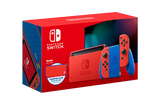 Nintendo Switch Console Set - Mario Red & Blue Limited Edition