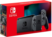 Nintendo Switch Console Set - Gray