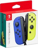 Nintendo Switch Joy-Cons - Blue & Neon Yellow