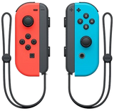 Nintendo Switch Joy-Cons - Neon Red & Blue