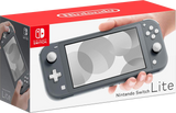 Nintendo Switch Lite Console Set - Gray