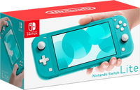 Nintendo Switch Lite Console Set - Turquoise