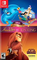 NS Disney Classic Games: Aladdin and The Lion King