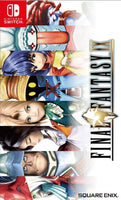 NS Final Fantasy IX