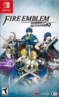 NS Fire Emblem Warriors
