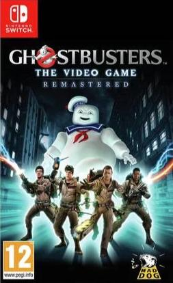 NS Ghostbusters: The Video Game Remastered