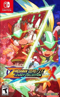 NS Megaman Zero / ZX Legacy Collection
