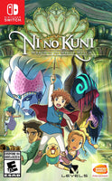 NS Ni no Kuni: Wrath of the White Witch Remastered