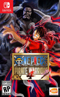 NS One Piece: Pirate Warriors 4