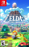 NS The Legend of Zelda: Link's Awakening