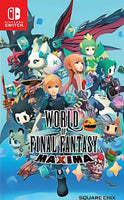 NS World of Final Fantasy Maxima