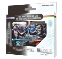 Final Fantasy TCG - Heroes & Villans Two-Player Starter Set