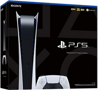 PlayStation®5 825GB Digital Edition Console