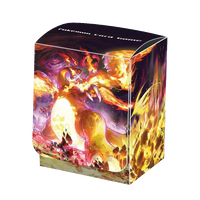 Pokémon TCG - Gigantamax Charizard Deck Case