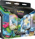 Pokémon TCG: Venusaur VS Blastoise V Battle Deck Bundle