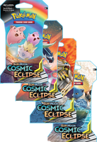 Pokémon TCG: Sun & Moon - Cosmic Eclipse Sleeved Booster Box