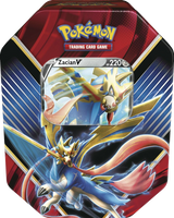 Pokémon TCG: Legends of Galar - Zacian V Tin