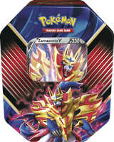 Pokémon TCG: Legends of Galar - Zamazenta V Tin