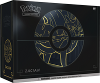 Pokémon TCG: Sword & Shield - Zacian Elite Trainer Box Plus