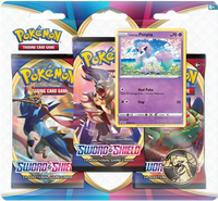 Pokémon TCG: Sword & Shield 3-Blister Set (Ponyta)