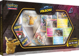 Pokémon TCG: Detective Pikachu - On The Case Figure Collection Box