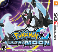 3DS Pokémon Ultra Moon