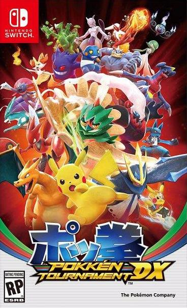 NS Pokken Tournament DX