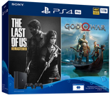 PlayStation®4 PRO God of War™ / The Last of Us™ Remastered Console Bundle