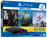 PlayStation®4 Mega Pack Console Bundle
