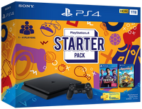 PlayStation®4 Starter Pack Console Bundle