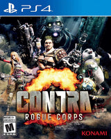 PS4 Contra: Rogue Corps