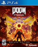PS4 Doom Eternal (Deluxe Edition)