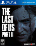 PS4 The Last Of Us: Part II