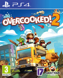 PS4 Overcooked! 2