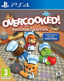 PS4 Overcooked! (Gourmet Edition)