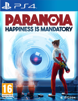 PS4 Paranoia: Happiness is Mandatory