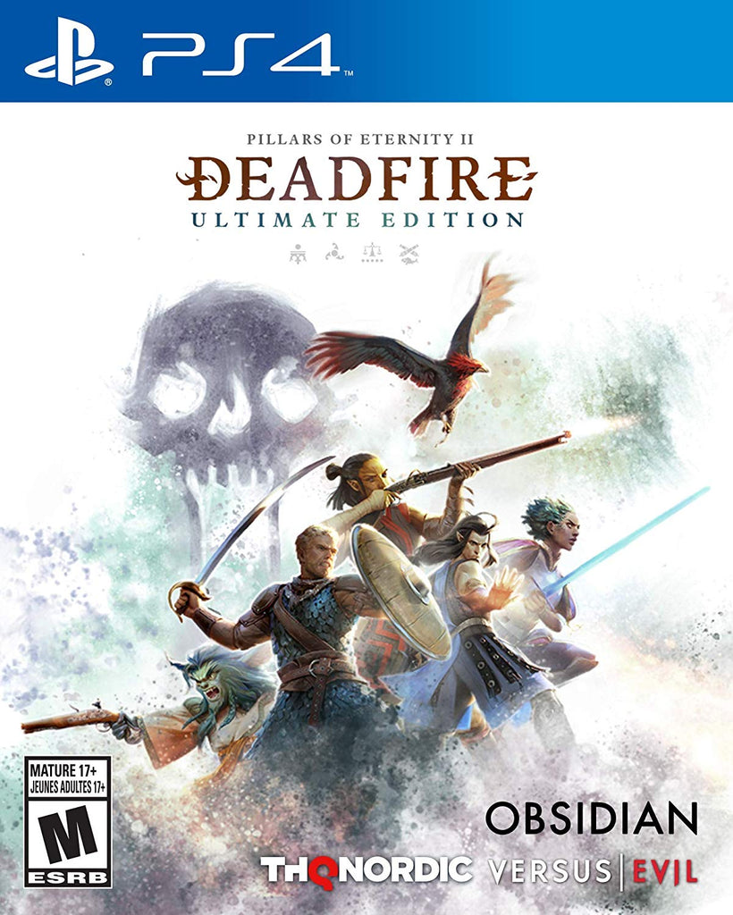 PS4 Pillars of Eternity II: Deadfire