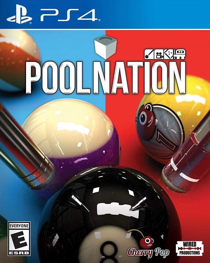 PS4 Pool Nation