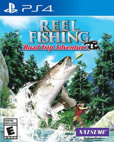 PS4 Reel Fishing: Road Trip Adventure