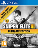 PS4 Sniper Elite III (Ultimate Edition)