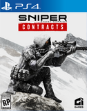 PS4 Sniper: Ghost Warrior Contracts