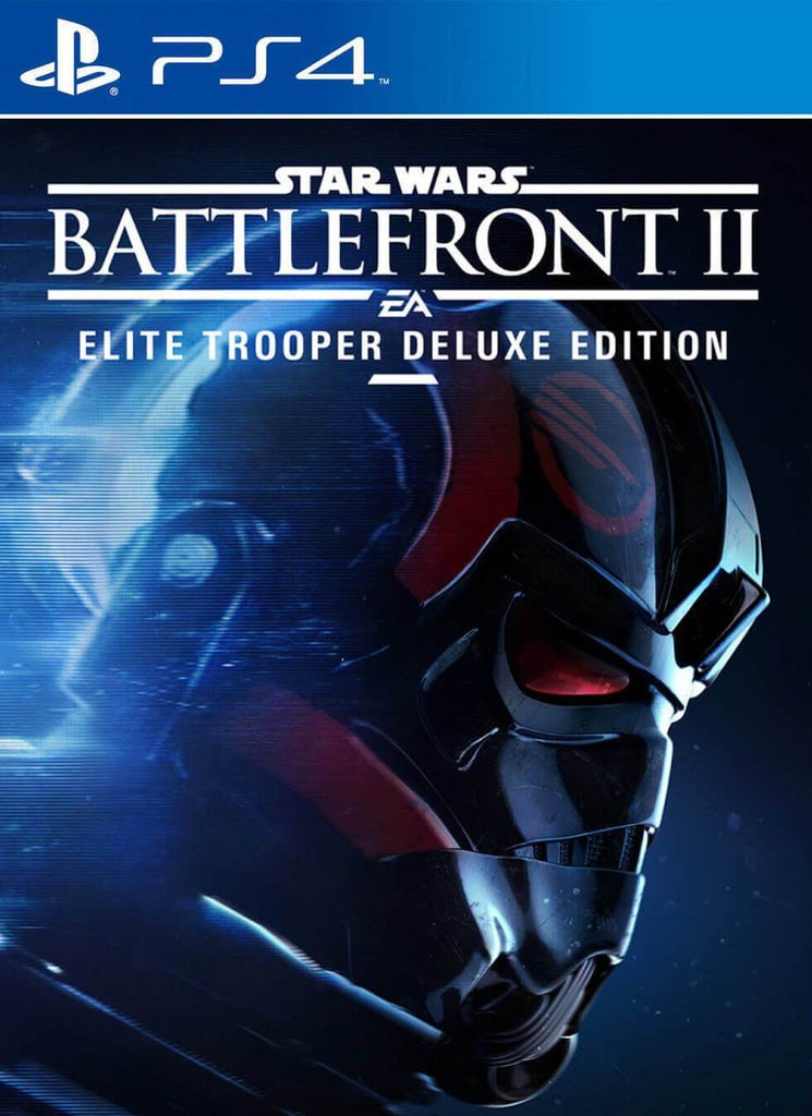 PS4 Star Wars Battlefront II (Elite Trooper Deluxe Edition)