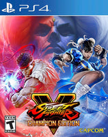 PS4 Street Fighter V: Champion Edition
