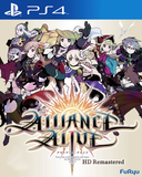 PS4 Alliance Alive HD Remastered
