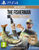 PS4 The Fisherman: Fishing Planet