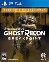 PS4 Ghost Recon Breakpoint (Gold Edition)