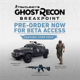 PS4 Ghost Recon Breakpoint (Standard Edition)