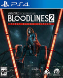 PS4 Vampire: The Masquerade - Bloodlines 2