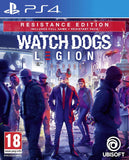 PS4 Watch Dogs: Legion (Resistance Edition)
