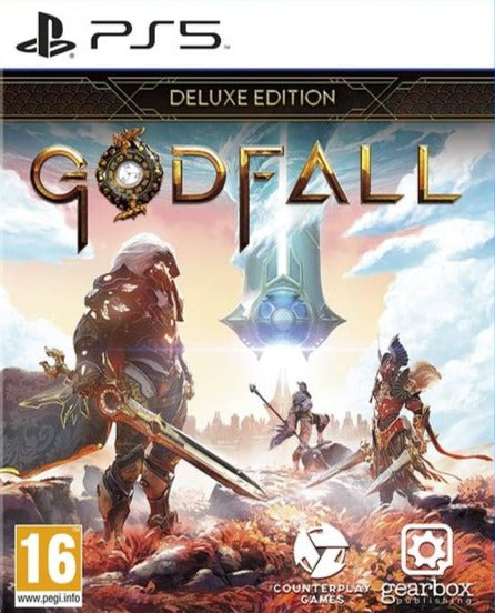 PS5 Godfall (Deluxe Edition)